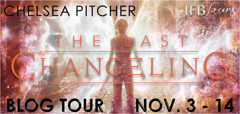 """Researching"" + #Giveaway: The Last Changeling (Faerie Revolutions #1) by Chelsea Pitcher"