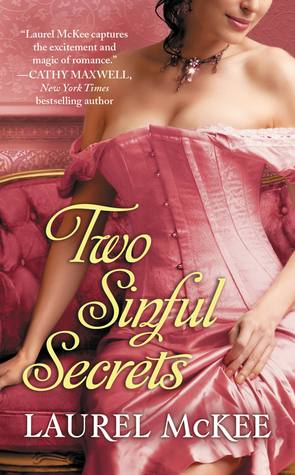 Review: Two Sinful Secrets (The Scandalous St. Claires #2) by Laurel McKee