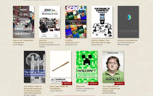 video game storybundle