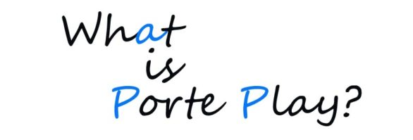 what is porte play banner
