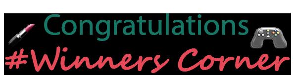 winners corner banner